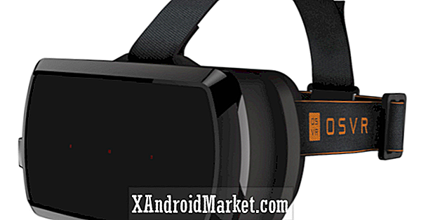 Razer til at integrere Leap Motion håndsporing ind er OSVR headset