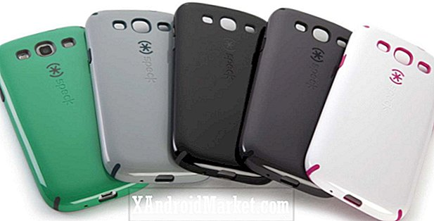 Samsung Galaxy S3 Soft Case Recensie Roundup # 1 [video]