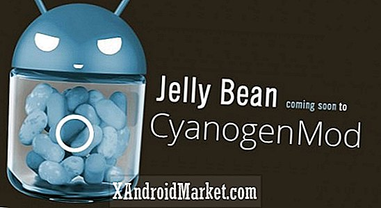 Aperçu du Galaxy S2 CyanogenMod 10 (Jelly Bean) disponible pour la version internationale GT-I9100