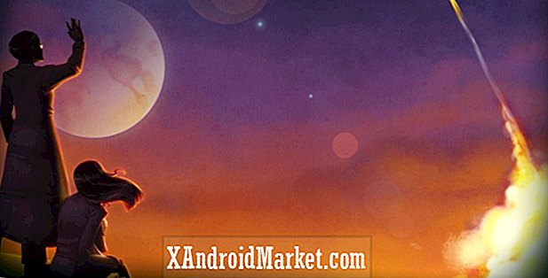 Indie hit the moon est maintenant disponible sur le Play Store