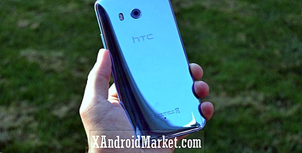 HTC U11 Android 8.0 Oreo-implementatie begint in Taiwan