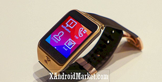 Samsung Gear 2 Hands-On (MWC 2014)