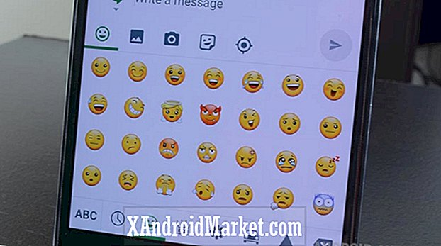 Android exec lover nye emojis