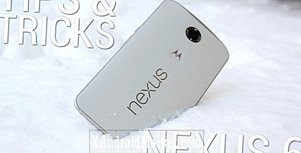 Nexus 6 Tips en trucs!