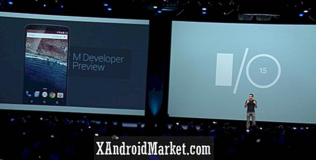 Android M Developer Preview billeder er live!