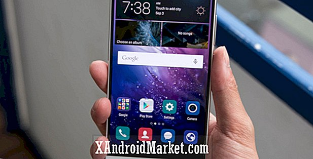 Huawei Mate S recension