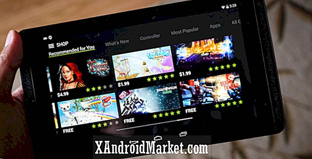NVIDIA Shield-tablet - game-ervaring