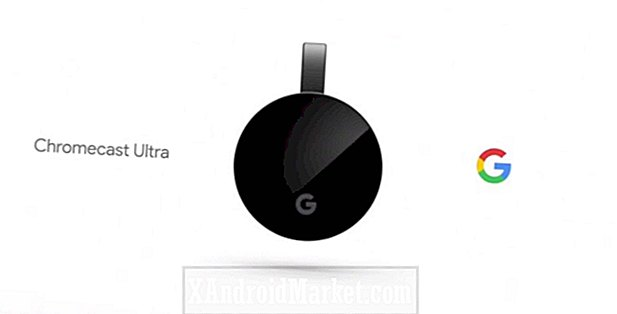 Chromecast Ultra annonsert: 4K video streaming, HDR og mer for $ 69