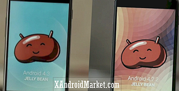 Video: Android 4.3 versus 4.2.2