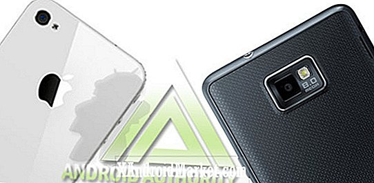 Kamera Wars: iPhone 4S vs Android Elite