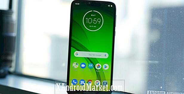 Moto G7 Power lance en Inde, apportant une batterie massive à un prix modique