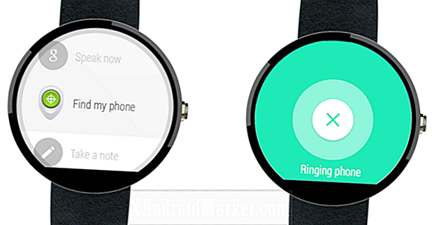 Android Device Manager prend désormais en charge Android Wear