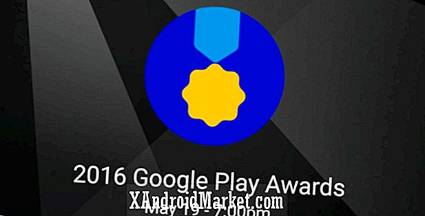 Google afslører de officielle Play Awards nominerede