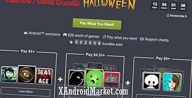 The Humble Mobile Halloween Bundle er her: få 7 spooky spill for $ 5