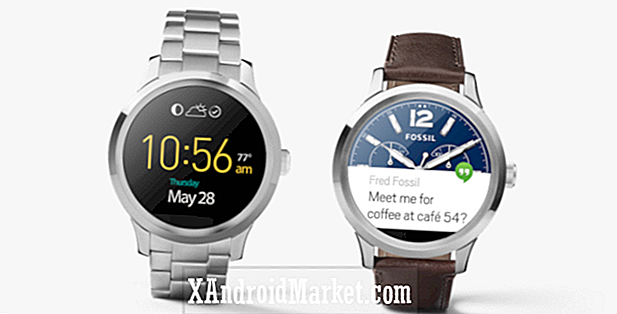 Alle Fossil ure får Android Wear 2.0 i marts
