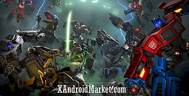 Transformers: Forged to Fight se déroule enfin sur Android