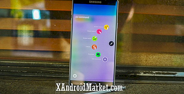 Impresiones de Galaxy Note 5 (de un usuario de Galaxy)