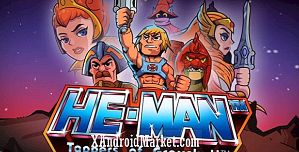 He-Man Tappers of Grayskull llega a Google Play Store