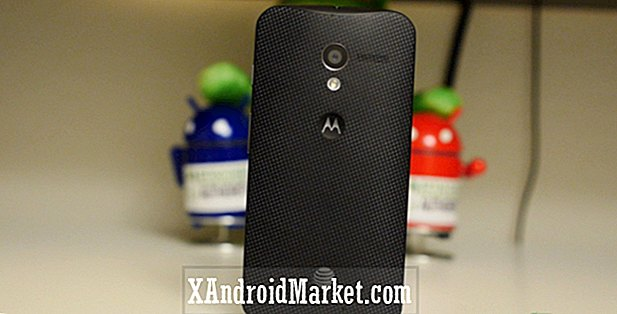 Android 4.4.2 KitKat rolt uit tot Moto X-bezitters in Canada