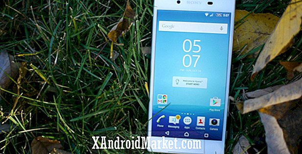 Xperia Z5 / Z5 Compact updaten met stagefright-fix