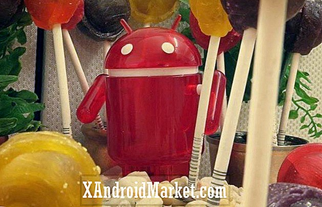 (Opdatering: Nexus 5, 6, 7, 10) Android 5.1 OTA-opdateringslinks begynder at overflade