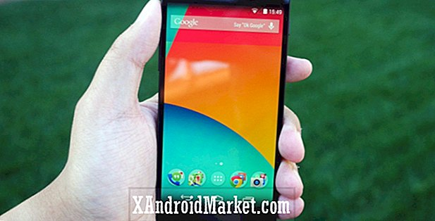 Android 4.4.3 at ramme Nexus 5 og Nexus 7 på T-Mobile i dag?