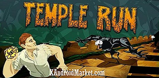 Temple Run opdateret med Android 4.0 Ice Cream Sandwich