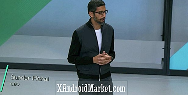 Google CEO Sundar Pichai siger, at kunstig intelligens er som brand