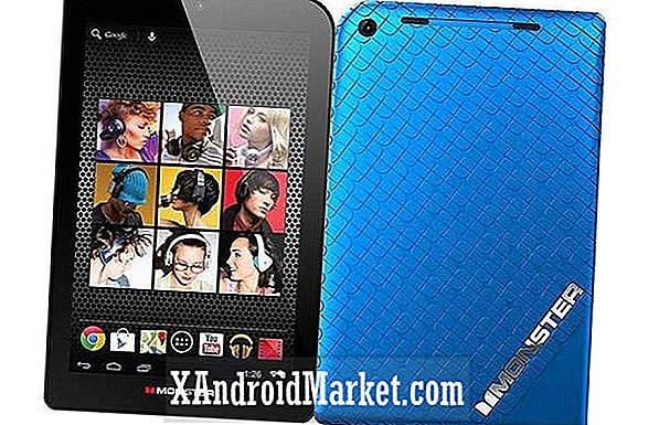 Monster usa su propia tableta, el $ 150 Monster M7