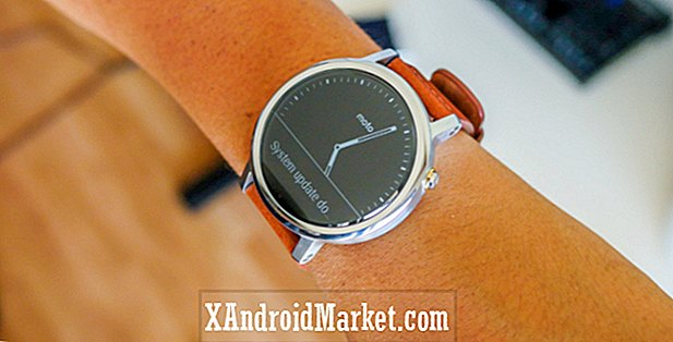 Snag 2nd Gen Moto360 for så lavt som $ 190