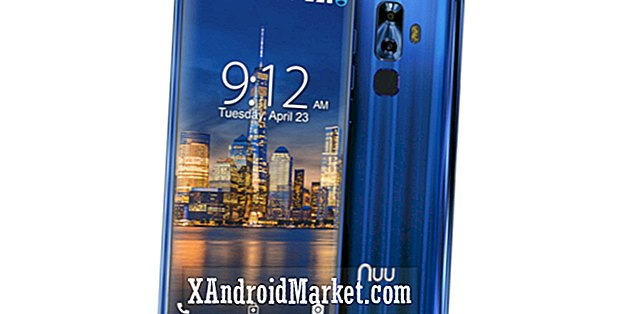 NUU Mobile G3 International Giveaway!