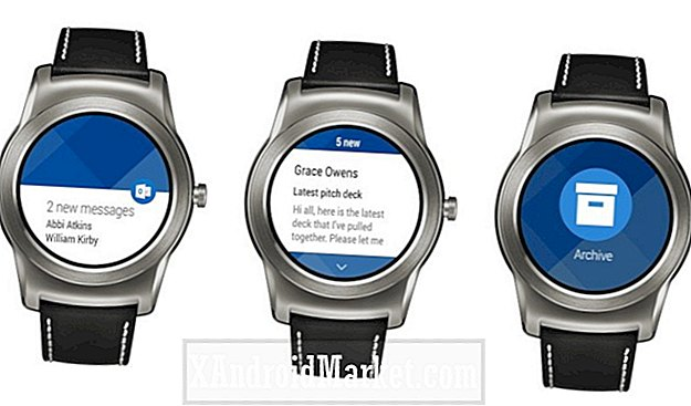 Microsoft Outlook kommer til Android Wear smartwatches