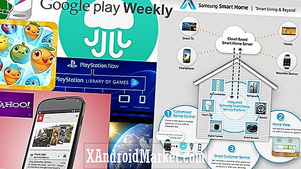 5 applications Android à ne pas manquer cette semaine [Google Play Weekly]