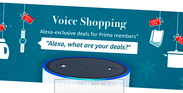 Amazon introducerer tidlige Black Friday Alexa eksklusive tilbud