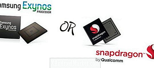 Samsung Galaxy S3 kan leveres med dual-core Snapdragon S4-processorer i USA