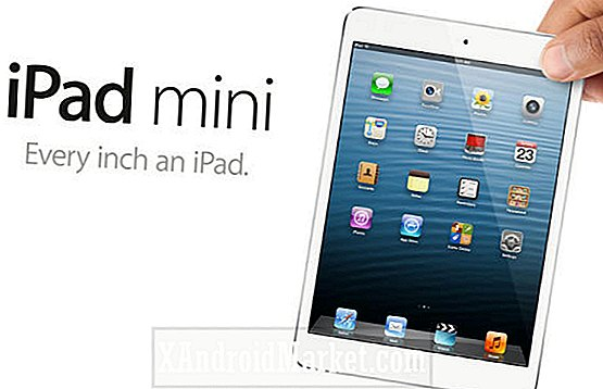 iPad mini specs og funktioner nu officielle