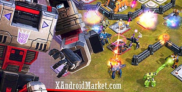 Transformers: Earth Wars arrive sur Android