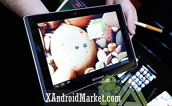 Hands-On med Lenovo IdeaTab K2010 [K2] Tablet - Tegra 3, IPS HD Display och mer [VIDEO]