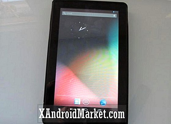 Le port Jelly Bean de Kindle Fire Android 4.1.1 maintenant disponible