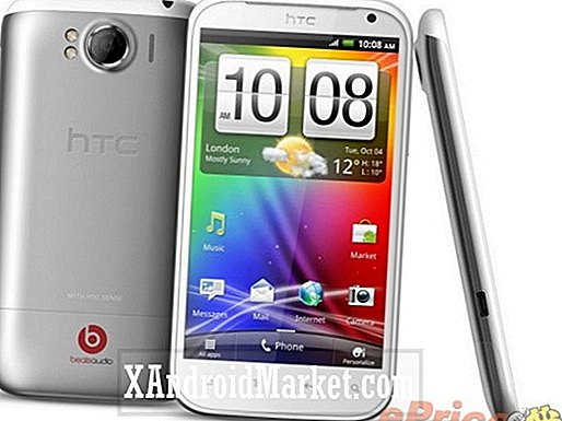 HTC Sensation XL sale como nuevo nombre rumoreado para HTC Runnymede