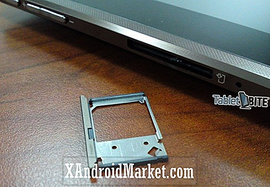Asus Transformer 3G captured in the Wild [Bilder]