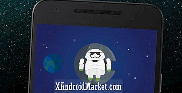 Star Wars-tecken tvingar sig in i Android Pay this week