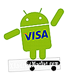 Visa for at udstyre Android-smartphones med betalingsteknologi