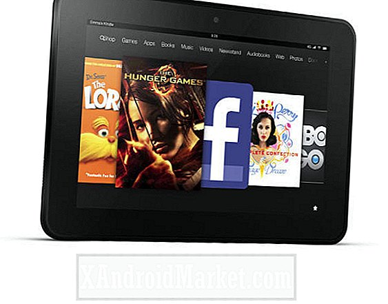 8,9-tums Kindle Fire HD 4G LTE: $ 499, inte inklusive $ 49,99 per år Amazon 4G LTE-paket