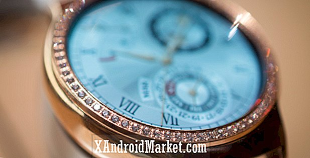 Huawei Watch Jewel en Elegant-modellen komen aan in de VS.
