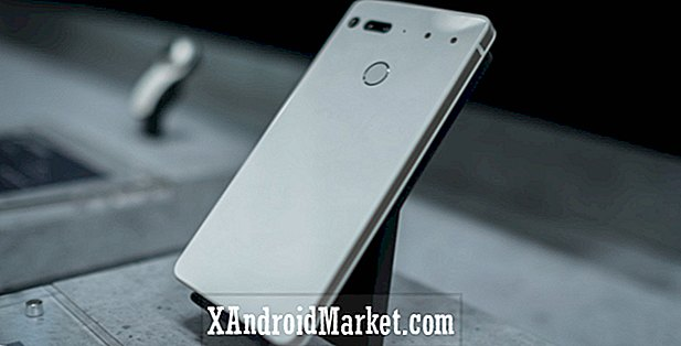 Du kan nu bestille Pure White Essential Phone