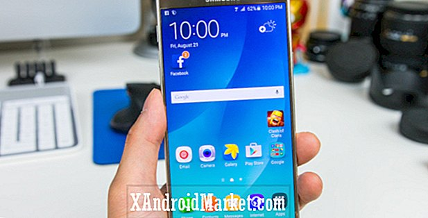 Samsung lancerede to nye Galaxy Note 5 farver