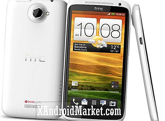 AT & T HTC One X recibirá Android 4.2.2 OTA esta semana