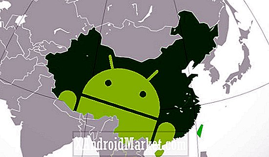 Android domina a China con 90.1% de participación de mercado