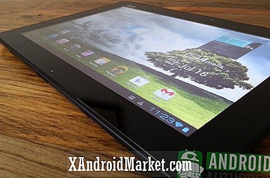 Asus ruller ut Android 4.2.1 oppdatering for Transformer Pad TF300